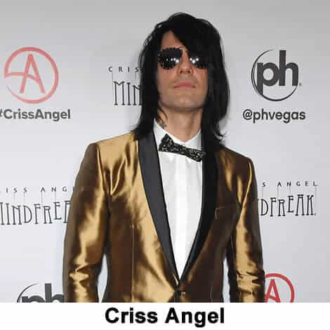 criss-angel